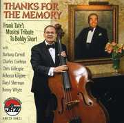Thanks for The Memory: Frank Tates Musical Tribute to Bobby Short