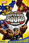 The Super Hero Squad Show: Quest for the Infinity Sword!: Season 1 Volume 3 , Charlie Adler