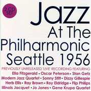 Jazz at the Philharmonic: Seattle 1956