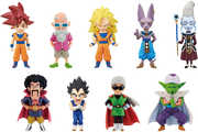 Banpresto: Dragon Ball Z - World Collectible Figure Blind Box Asst -Series 1