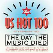Us Hot 100 3rd Feb. 1959: Day the Music Died