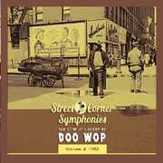 Street Corner Symphonies 1952 4 /  Various