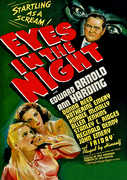 Eyes in the Night , Edward Arnold