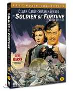 Soldier of Fortune [Import] , Clark Gable