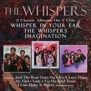 Whisper In Your Ear /  Whispers /  Imagination [Import] , The Whispers