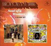 Soul of a Woman /  Give The People What They Want /  I Learned The Hard  Way