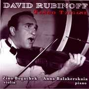 David Rubinoff Tango Tzigane