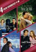4 Film Favorites: Romantic Comedy Collection , Sandra Bullock