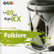 Los 20 Del Siglo Xx-Folklore [Import]