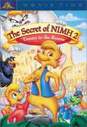 The Secret of NIMH 2: Timmy to the Rescue , Darleen Carr