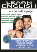 Learn Global English: Demonstratives, Future Tense, Affirmatives & Negatives
