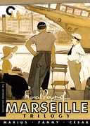 The Marseille Trilogy (Marius, Fanny, Cesar) (Criterion Collection) , Pierre Fresnay
