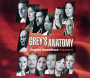 Grey's Anatomy 4 (Original Soundtrack)