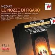 Nozze Di Figaro , Mozart