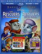 The Rescuers /  The Rescuers Down Under (35th Anniversary Edition) , Ken Anderson