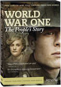 World War I: The People's Story , Claire Foy