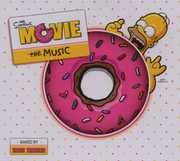 The Simpsons Movie (The Music) [Import]