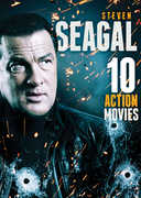 10-Film Action Featuring Steven Seagal , Chuck Norris