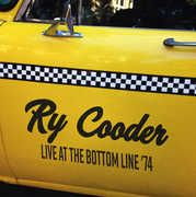 Live At The Bottom Line '74 , Ry Cooder
