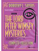 The Lord Peter Wimsey Mysteries: Complete Collection , Anthony Ainley