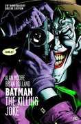 Batman: The Killing Joke, Deluxe Edition (DC) , Alan Moore