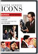 Silver Screen Icons: Murder Mysteries