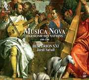 Musica Nova Harmony Des Nations 15 , Jordi Savall