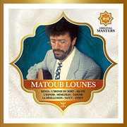 Original Masters [Import] , Lounes Matoub