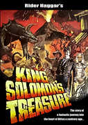 King Solomon's Treasure , David McCallum