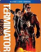 Terminator Genisys (Steelbook) , Jai Courtney