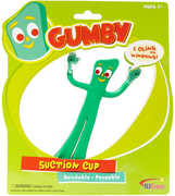 Gumby Suction Cup