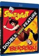 Psycho Biddy Double Feature: Strait Jacket /  Berserk!