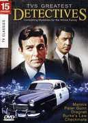 TV's Greatest Detectives , David Janssen