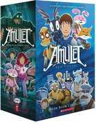 Amulet Box Set: Books 1-7 (Amulet)