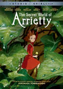 The Secret World of Arrietty , Moisés Arias