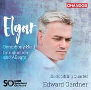 Sir Edward Elgar: introduction & Allegro Symphony No 1