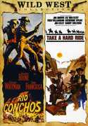 Rio Conchos /  Take a Hard Ride (Wild West Collection) , Jim Brown