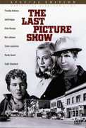 The Last Picture Show , Peter Bogdanovich