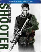Shooter (Steelbook) , Michael Pe a
