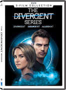 The Divergent Series: 3-Film Collection , Shailene Woodley