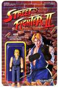 Super7 - ReAction - Street Fighter II Championship Edition ReAction Figures - Ken