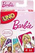Mattel Games - UNO Barbie Card Game