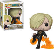 FUNKO POP! ANIMATION: One Piece - Sanji (Fishmen)