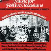 Music For Festive Occasions /  Various