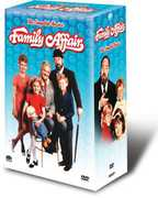Family Affair: The Complete Series , Abraham Sofaer