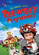 Pee-wee's Playhouse: The Complete Series , John Paragon