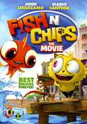 Fish N Chips: The Movie , Mario Cantone