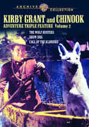 Kirby Grant And Chinook Adventure Triple Feature: Volume 2 , Kirby Grant