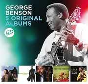 5 Original Albums by George Benson , George Benson