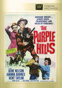 The Purple Hills , Gene Nelson
